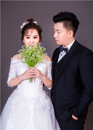 Mr.Zhang&Mrs.Hou